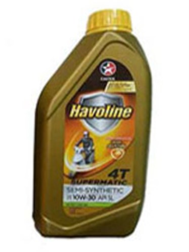 Havoline Super matic 4T Semi - Synthetie 0,8L